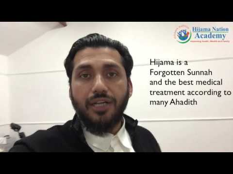 Hijama Cupping Diploma Training Course By Hijama Nation ...