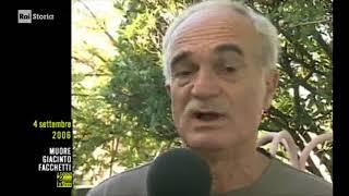 §.202/1/* 04 Settembre 2006 * Muore Giacinto Facchetti - Il Ricordo Di Sandro Mazzola