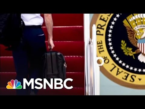 President-elect Donald Trump Prepares To Take Over 'Nuclear Football' | MSNBC