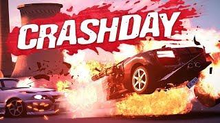 Crashday Redline Edition - ПЕРВЫЙ ВЗГЛЯД