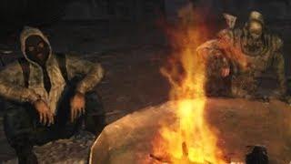 Мэддисон играет в Stalker - Волк в костре
