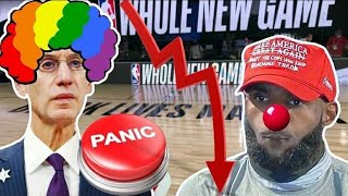 NBA ADMITS Ratings DISASTER - It's Too Late | Fans Are DONE!