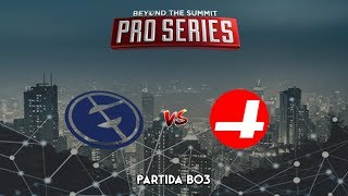 Evil Geniuses vs Cr4zy - Beyond The Summit Playoffs