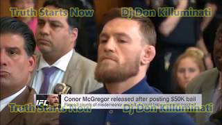 Conor McGregor/2Pac - Out On Bail (Music Video) 🤣