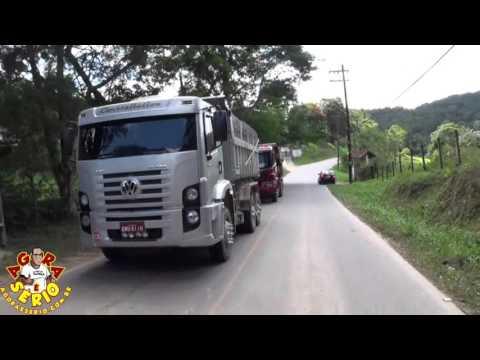 Bairro dos Padeiros x Caminhões do CCSL - Consorcio Construtor São Lourenço