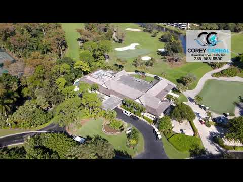 Wilderness Golf & Country Club Naples FL Clubhouse Real Estate Homes & Condos