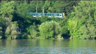 preview picture of video 'Donau/Danube/Duna, Zebegény - Szob (H)'