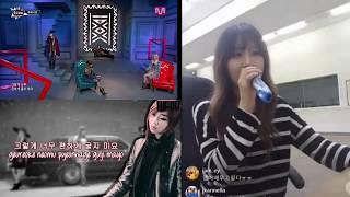 [The Unit 더유닛] Euna Kim(The Ark) ♥ 유나킴(디아크) - Missing you 그리워해요 (2NE1 투애니원) 🎶 인스타노래방
