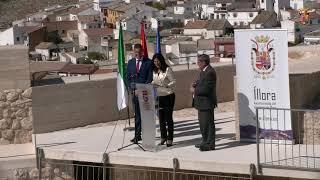 Inauguración oficial del Castillo de Íllora