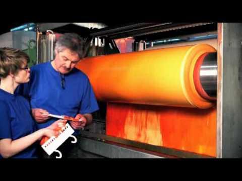 Eing Textilveredlung Imagefilm