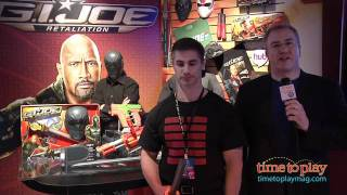 2012 Toy Fair Sneak Peek | Hasbro | Avengers | Spiderman | G.I. Joe | Battleship