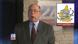 Cherokee County Board of Education Approves SRO Program