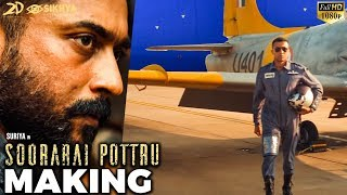 EXCLUSIVE: Soorarai Pottru Making Secrets Revealed by Arjunan!