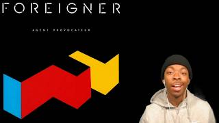 Foreigner-Tooth and Nail Reaction