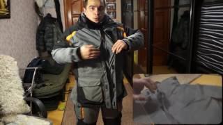 Зимний рыболовный костюм norfin extreme 3