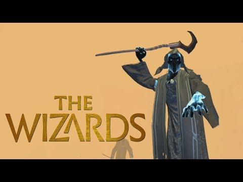 The Wizards - Shrike's Desert Trailer thumbnail