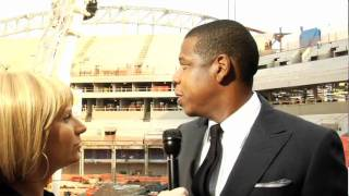 JAY-Z Barclays Center Interview
