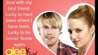 Lucky - Glee Cast - Lyrics