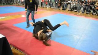 BJJ girls championship of Kyiv 26/03/2016