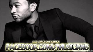 John Legend - Hey Girl [NEW SONG 2012]