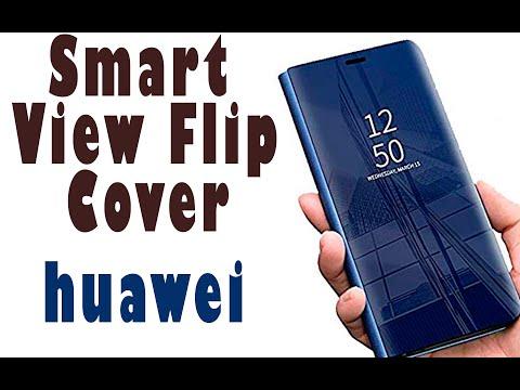 Smart View Flip Cover - Huawei
