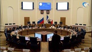 Андрей Никитин провел оперативное совещание Правительства Новгородской области