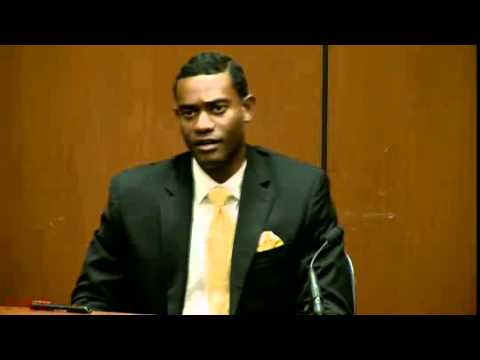 Conrad Murray Trial Day 2 Part 10