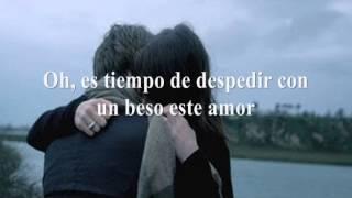 James Blunt - Kiss This Love Goodbye [Subtitulada en español] + lyrics en la descripción.