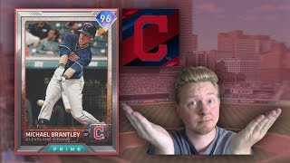 96 Prime Michael Brantley Is Hal Newhousers Dad (Debut) [MLB The Show 20 Ranked Seasons Gameplay]