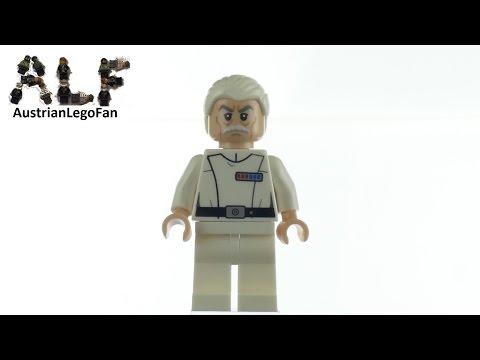 Vidéo LEGO Star Wars 5002947 : Amiral Yularen (Polybag)
