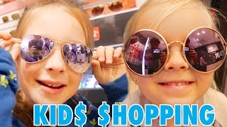 KIDS EXPENSIVE SHOPPING DAY!  🤑