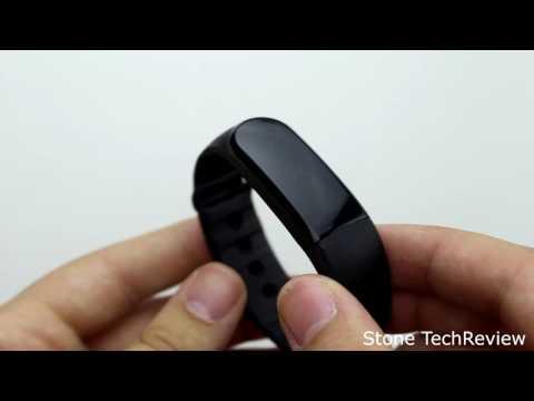 Unboxing AsiaLONG Aktivitätstracker Bluetooth Armband mit OLED Display
