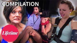 ALDC Dances Through the PAIN – Dance Moms BIGGEST INJURIES (Flashback MEGA-COMPILATION)   Lifetime