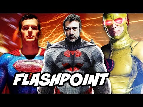 The Flash Flashpoint Justice League Movie Details and Characters Explained