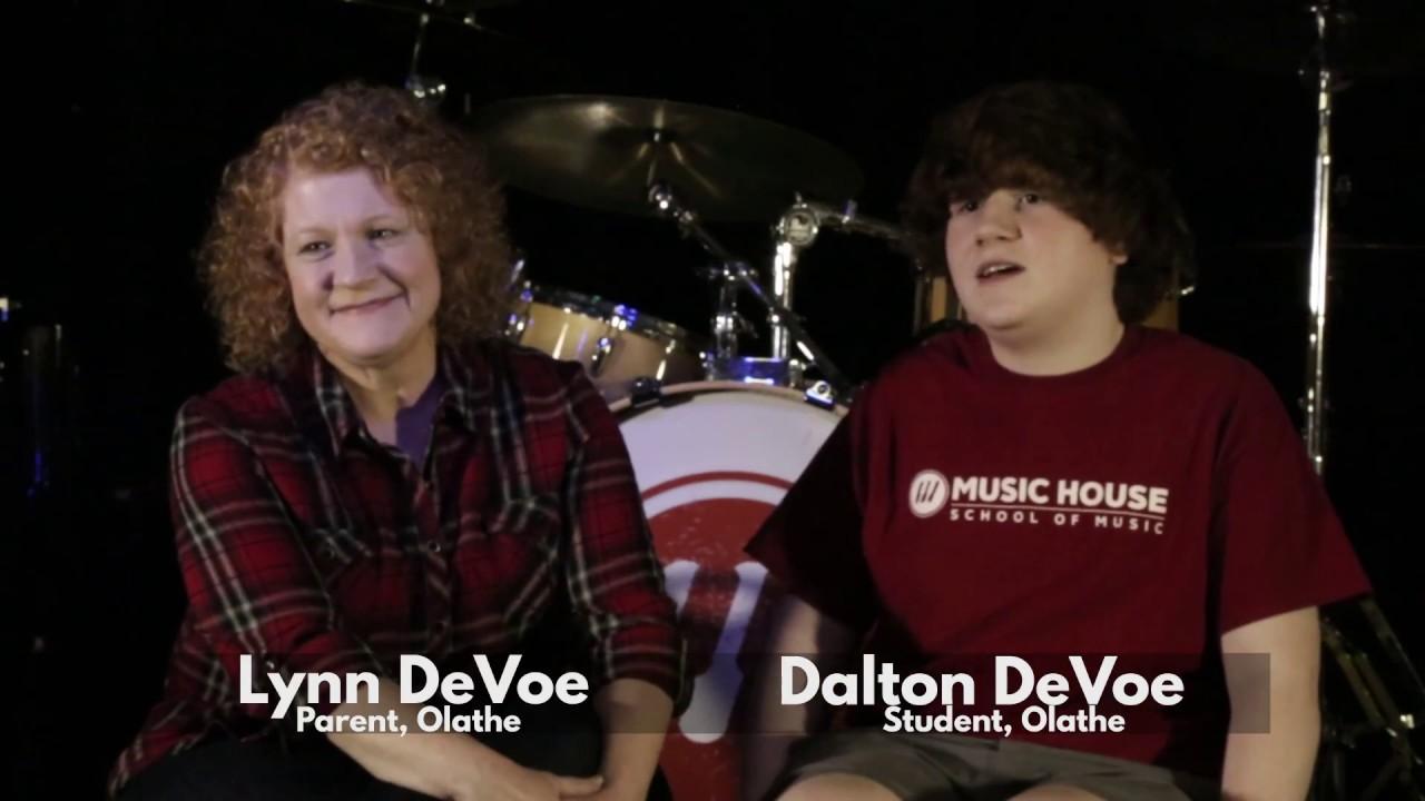 Dalton & Lynn DeVoe