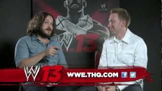 WWE '13 Video: Developer Q&A #1 with Cory Ledesma
