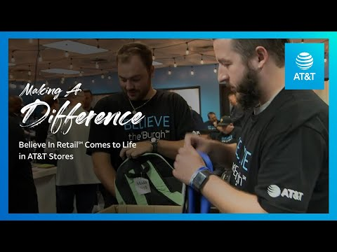 AT&T Believes Launches new Believe In Retail Initiative in More Communities-youtubevideotext