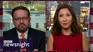 Sebastian Gorka and Janice Min talk