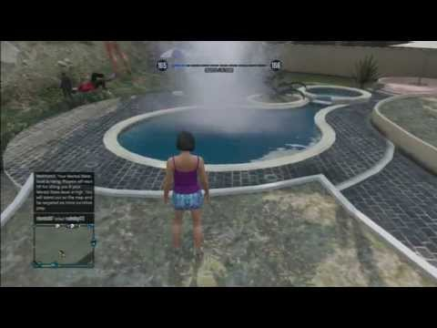 Download Gta 5 Epic Jumping Into Pool 3 Funny Moments Video