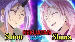 Shion  - (That Time I Got Reincarnated as a Slime) - Kekuatan Shion dan Shuna | Tensei Shitara Slime Datta Ken