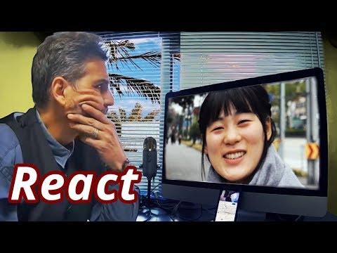 Dating a Japanese Girl - video reaction live via GoPro (Streaming Live from my #GoProHero7Black)