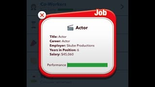 How to become an Actor in BitLife! (Read desc)
