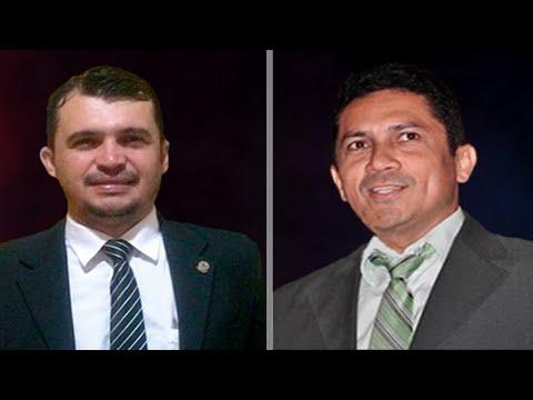 Debate com os vereadores Adalberto Neirane e Marcelo Mineiro