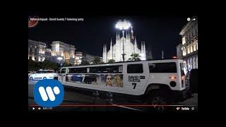 #WarnerSquad - David Guetta 7 listening party
