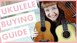 Ukulele Buying Guide! - Compare Prices, Sizes, Brands, Woods, Sounds And More!