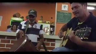 Zé da Timba e Zé Latinha - Homem canta muito no bar COMPLETO