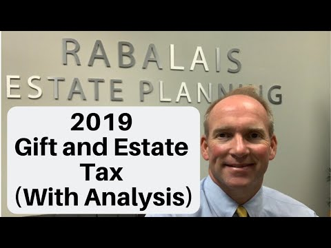Download 2019 Gift and Estate Tax Rules (With Analysis) Mp4 HD Video and MP3