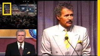 Alex Trebek: Best National Geographic Bee Moments   National Geographic