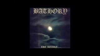 Bathory - The Return of Darkness and Evil (Original audio - Vinyl-Rip 1985)
