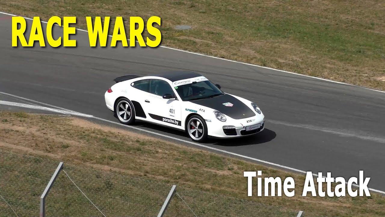 Time Attack 2021. URacing Race Wars 2021 (25.07.2021, РСТЦ ДОСААФ / Прилесье)